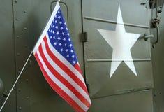 американские иконы Стоковое фото RF