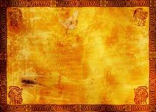 американские индийские картины традиционные иллюстрация штока