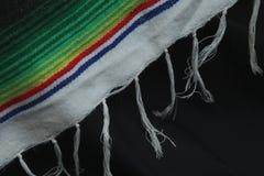 Американские индийские Tassels одеяла стоковые изображения rf