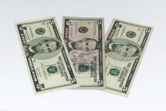 американские доллары Стоковые Изображения