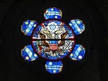Американские памятники St James сражения Стоковые Изображения