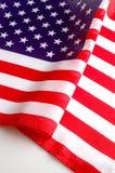 американские флаги стоковое фото rf
