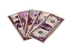 американские доллары Стоковые Фото