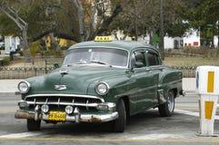 американский автомобиль Куба старая стоковое изображение rf