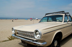 американский автомобиль фасонировал старую Стоковая Фотография
