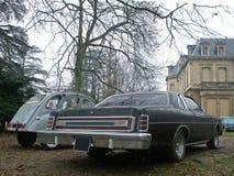 американский автомобиль Стоковая Фотография RF