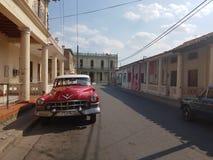 американский автомобиль старый стоковая фотография rf