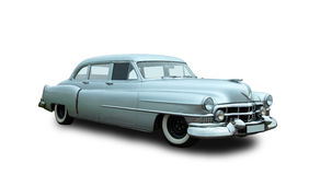 Американский автомобиль oldtimer Стоковая Фотография