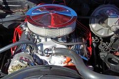 Американский двигатель горячей штанги Стоковые Изображения RF