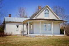 Американский готический дом Стоковая Фотография