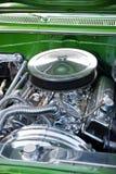Американский классицистический автомобиль Стоковые Изображения RF