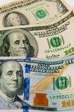 американский доллар Стоковое Изображение RF