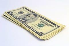 американский доллар Стоковые Изображения RF