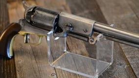 Американский пистолет ковбоя сток-видео