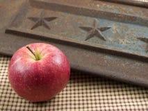 американский расстегай принципиальной схемы яблока Стоковые Фотографии RF