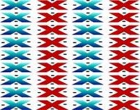 американский родной гобелен Стоковое Изображение RF