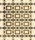 американский родной sepia панели Стоковые Фото