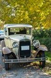американский сбор винограда автомобиля Стоковые Изображения