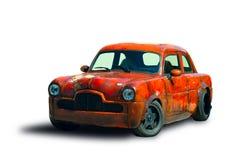 американский сбор винограда автомобиля Стоковая Фотография