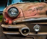 американский сбор винограда gal выставки автомобиля Стоковое Фото