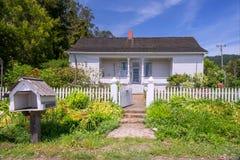Американский старый дом Стоковая Фотография RF