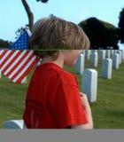 американский трагизм Стоковая Фотография RF
