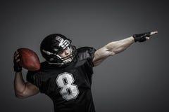 американский футболист Стоковое Изображение RF