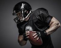 американский футболист стоковые фотографии rf