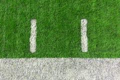 американский футбол предпосылки Стоковое Фото