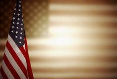 американский флаг стоковые фотографии rf