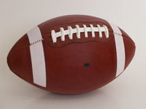 Американский шарик футбольной игры Стоковые Фото