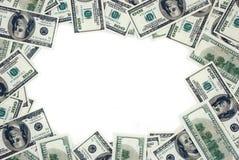 американский доллар Стоковая Фотография RF