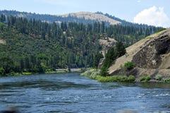 Американское большое река Стоковое Изображение RF