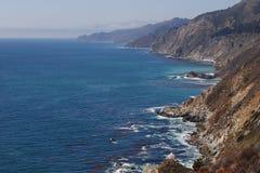 Американское западное побережье стоковые фотографии rf