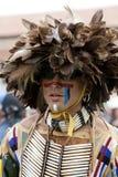 американское индийское вау ucla pow Стоковые Изображения RF