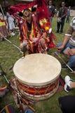 американское индийское вау ucla pow Стоковые Фотографии RF