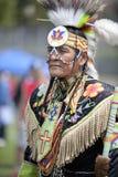 американское индийское вау ucla pow Стоковое Фото