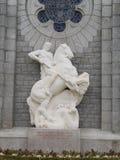 Американское кладбище St James Франция Стоковое Изображение RF