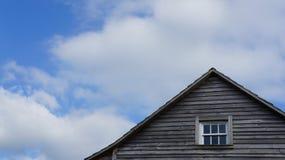 Американское небо сельской местности Стоковые Фотографии RF