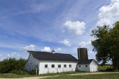 Американское сельскохозяйственне угодье Стоковое фото RF
