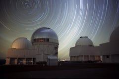 американское tololo обсерватории cerro взаимо- Стоковые Фотографии RF