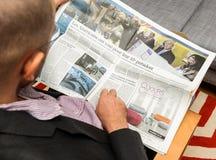 Америка имеет выбрать 45th статью президента Стоковые Фотографии RF