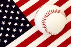 америка празднует игру к Стоковое Изображение