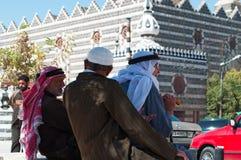 Амман, Джордан, Ближний Восток Стоковые Изображения