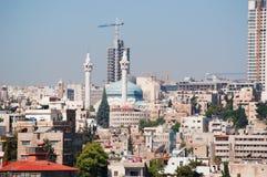 Амман, Джордан, Ближний Восток Стоковое Изображение