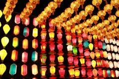 лампа Таиланда Стоковая Фотография RF