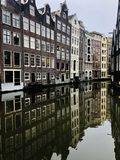 Амстердам, здание, красивый Амстердам стоковые изображения