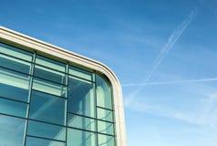 АМСТЕРДАМ, НИДЕРЛАНДЫ - 17-ОЕ ЯНВАРЯ 2016: Современная архитектура города 17-ое января 2016 в Амстердаме - Netherland Стоковые Изображения RF