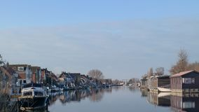 Амстердам 07 02 2018 Стоковое Фото