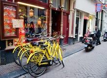 Амстердам Стоковые Фотографии RF